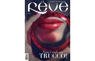 REVE BEAUTY MAGAZINE make-up by Francesco Riva