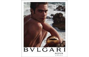 BULGARI AQVA AMARA make-up by Francesco Riva