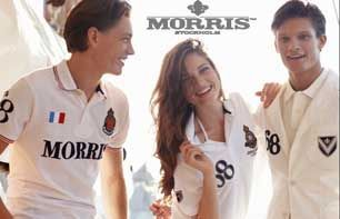 MORRIS STOCKHOLM make-up by Francesco Riva