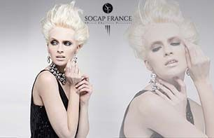 SOOCAP FRANCE make-up by Francesco Riva