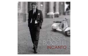 ANDREA BOCELLI-INCANTO make-up by Francesco Riva