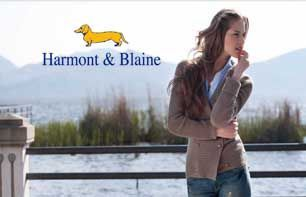HARMONT & BLAINE make-up by Francesco Riva