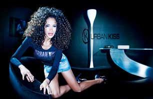 URBAN KISS make-up by Francesco Riva