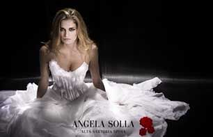 ANGELA SOLLA make-up by Francesco Riva