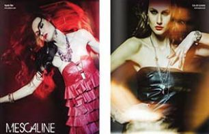 PREZIOSA MAGAZINE make-up by Francesco Riva
