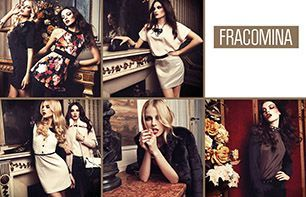 Fracomina make-up by Francesco Riva